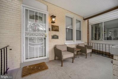 542 23RD Place NE, Washington, DC 20002 - #: DCDC497878