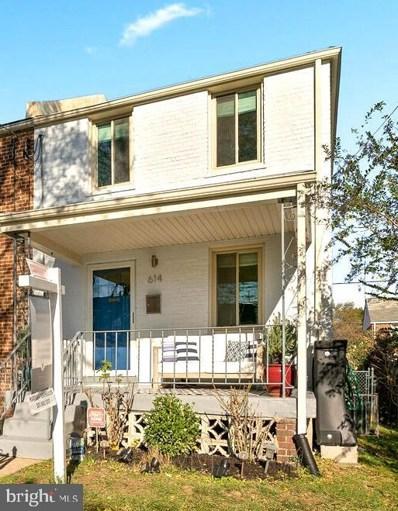 614 Faraday Place NE, Washington, DC 20017 - #: DCDC498382