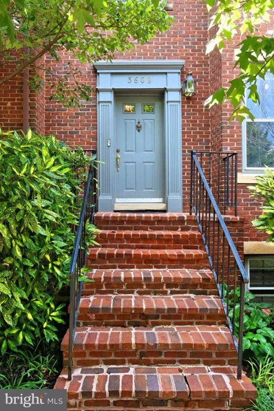 3608 Reservoir Road NW, Washington, DC 20007 - #: DCDC498976