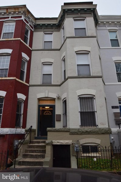 2827 11TH Street NW, Washington, DC 20001 - #: DCDC501866