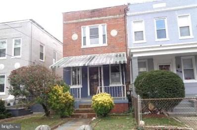 722 Sheridan Street NW, Washington, DC 20011 - #: DCDC502242