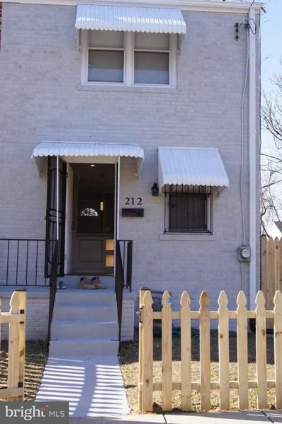 212 NE 62ND Street NE, Washington, DC 20019 - #: DCDC502280