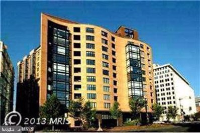 1010 NW Massachusetts Avenue NW UNIT 605, Washington, DC 20001 - MLS#: DCDC502454