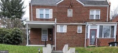 3437 Carpenter Street SE, Washington, DC 20020 - #: DCDC504528