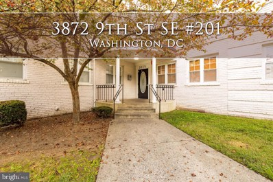 3872 9TH Street SE UNIT 201, Washington, DC 20032 - #: DCDC509996