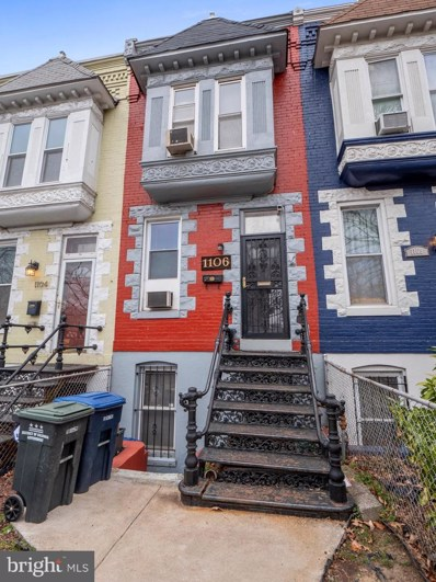 1106 8TH Street NE, Washington, DC 20002 - #: DCDC510118