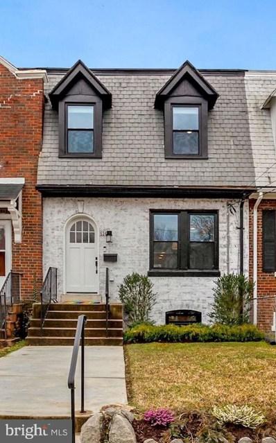 534 Ingraham Street NW, Washington, DC 20011 - #: DCDC510132