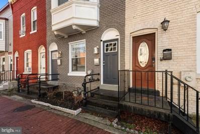 18 Bates Street NW UNIT 1, Washington, DC 20001 - #: DCDC510758