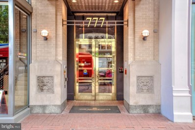 777 7TH Street NW UNIT 706, Washington, DC 20001 - MLS#: DCDC511470