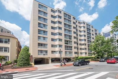 922 24TH Street NW UNIT 813, Washington, DC 20037 - #: DCDC512448
