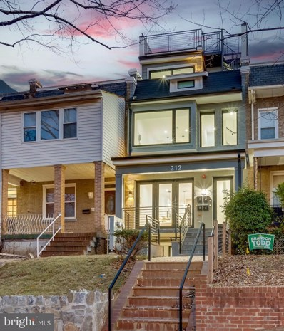 212 Varnum Street NW UNIT ONE, Washington, DC 20011 - MLS#: DCDC513116
