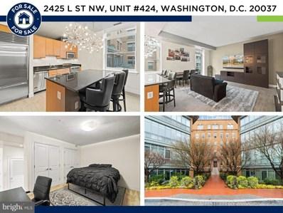 2425 L Street NW UNIT 424, Washington, DC 20037 - #: DCDC513942