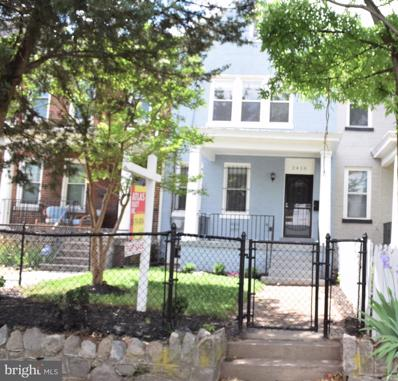 2416 10TH Street NE, Washington, DC 20018 - #: DCDC514222