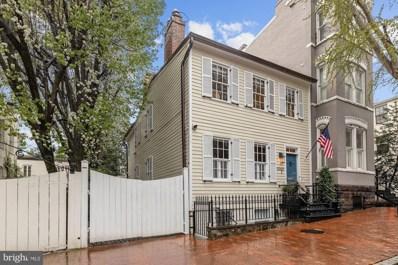 1242 Potomac Street NW, Washington, DC 20007 - #: DCDC515274