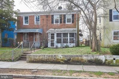 4321 Polk Street NE, Washington, DC 20019 - #: DCDC515822