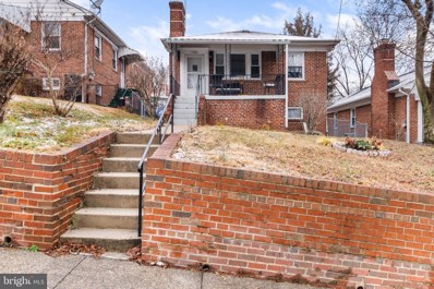 316 Oglethorpe Street NE, Washington, DC 20011 - #: DCDC516936