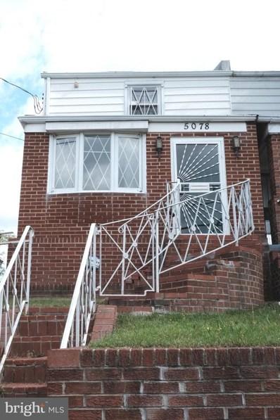 5078 Jay Street NE, Washington, DC 20019 - #: DCDC518936