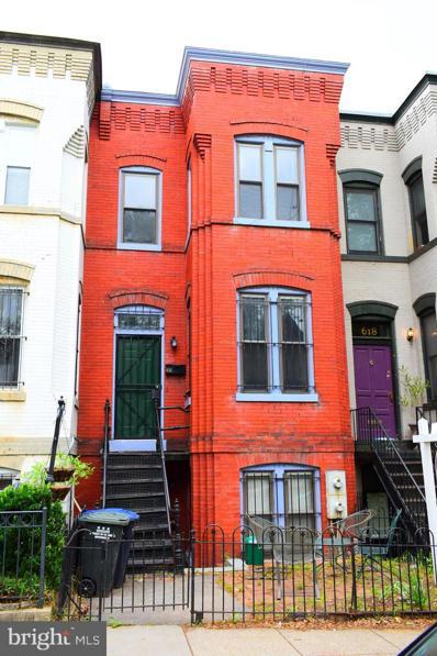 616 7TH Street NE, Washington, DC 20002 - #: DCDC520004
