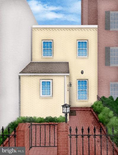 2716 P Street NW, Washington, DC 20007 - #: DCDC521024