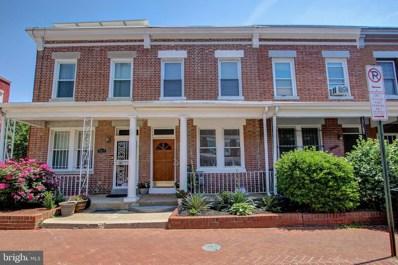 2015 4TH Street NW, Washington, DC 20001 - MLS#: DCDC523034