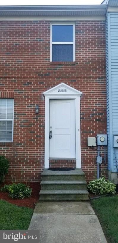 322 Stone Brook Place, Dover, DE 19904 - #: DEKT2001794