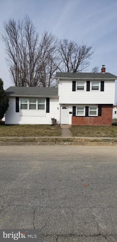 142 Reese Street, Dover, DE 19904 - #: DEKT220848