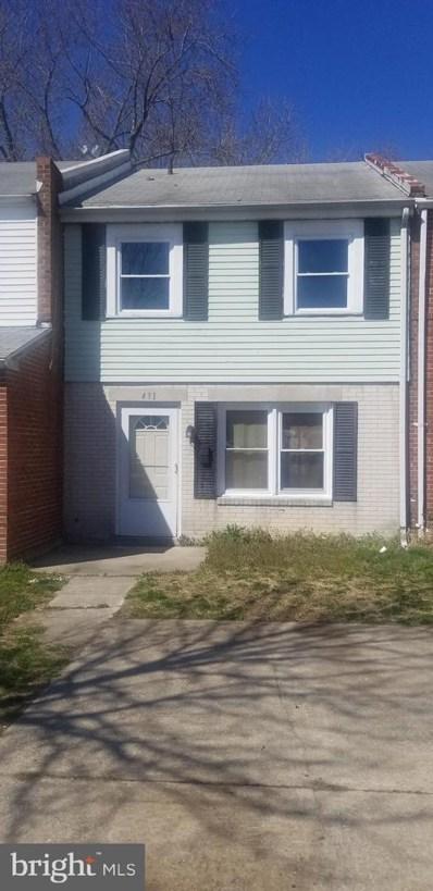 431 Barrister Place, Dover, DE 19901 - #: DEKT227648