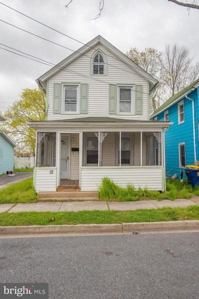 12 N Kirkwood Street, Dover, DE 19904 - #: DEKT232912