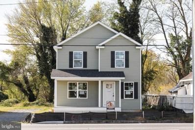 608 NW Front Street, Milford, DE 19963 - MLS#: DEKT237274