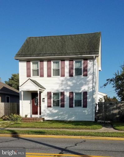 222 Commerce Street, Harrington, DE 19952 - MLS#: DEKT241594