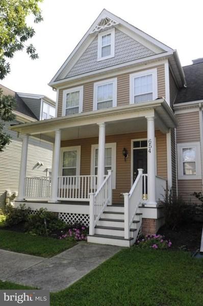 654 Vista Avenue, Dover, DE 19901 - #: DEKT241790