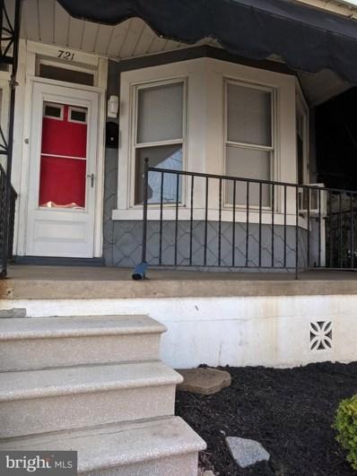 721 N Union Street, Wilmington, DE 19805 - #: DENC100169