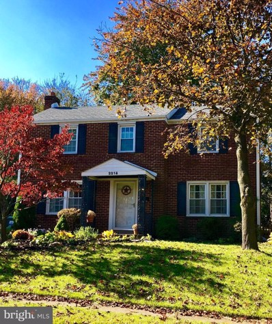 2218 Thomas Road, Wilmington, DE 19803 - MLS#: DENC101164