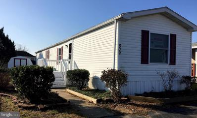 609 S Huckleberry Avenue, Bear, DE 19701 - #: DENC132468