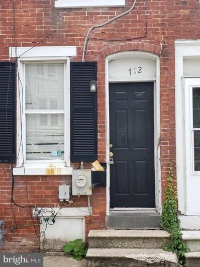 712 E 6TH Street, Wilmington, DE 19801 - #: DENC2002168
