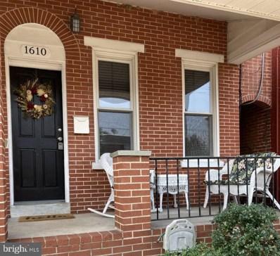 1610 W 10TH Street, Wilmington, DE 19805 - MLS#: DENC2006138