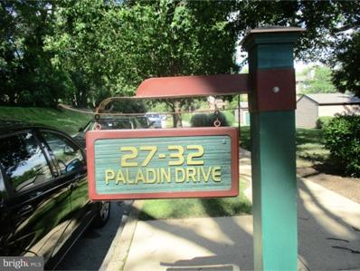 31 Paladin Drive, Wilmington, DE 19802 - MLS#: DENC224286