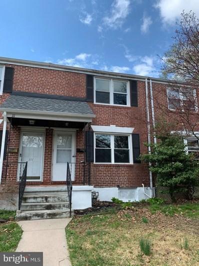 109 Birch Avenue, Wilmington, DE 19805 - #: DENC475802