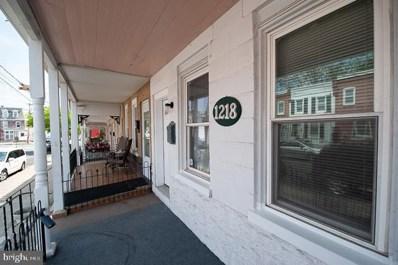 1218 Elm Street, Wilmington, DE 19805 - #: DENC476136