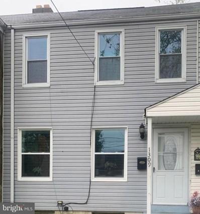1309 Sycamore Avenue, Wilmington, DE 19805 - #: DENC477806