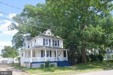 4 Beech Avenue, Wilmington, DE 19805 - #: DENC481338