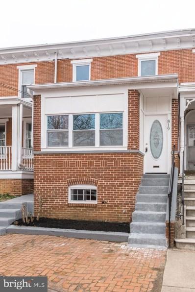 819 N Clayton Street, Wilmington, DE 19805 - #: DENC481588