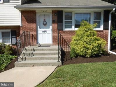 506 Laurel Avenue, Wilmington, DE 19809 - #: DENC483196