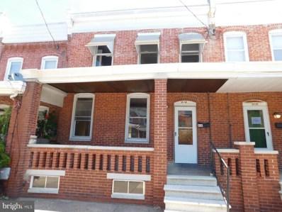 616 S Van Buren Street, Wilmington, DE 19805 - #: DENC487214