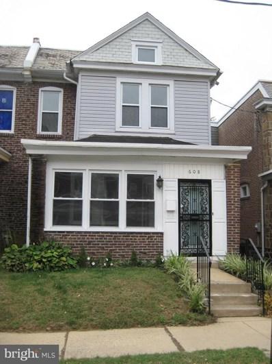 608 W 26TH Street, Wilmington, DE 19802 - #: DENC489072