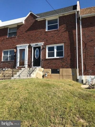 545 E 35TH Street, Wilmington, DE 19802 - #: DENC490180
