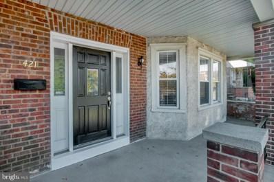 421 S Rodney Street, Wilmington, DE 19805 - MLS#: DENC490880