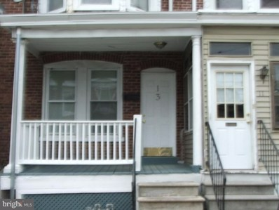 13 W 20TH Street, Wilmington, DE 19802 - MLS#: DENC492176