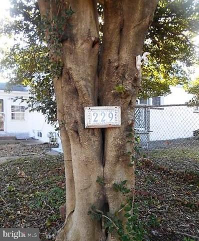 229 W Roosevelt Avenue, New Castle, DE 19720 - #: DENC493390