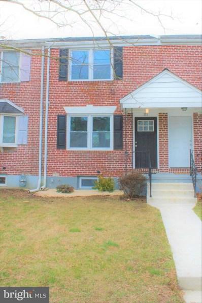 251 Filbert Avenue, Wilmington, DE 19805 - MLS#: DENC493810